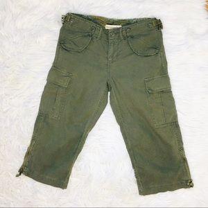 Paper Denim & Cloth Capri Cargo Pants 24